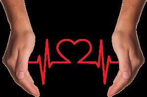 Cupping-Hands-Heart-EKG